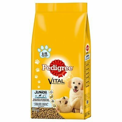 Храна за куче PEDIGREE Junior