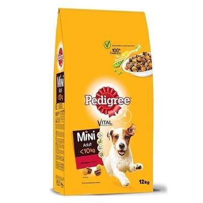 Храна за куче PEDIGREE Vital Mini со говедско
