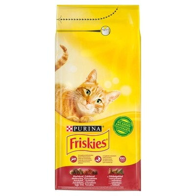 Пурина Friskies With Meat & Chicken & Vegetable