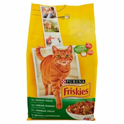 Пурина Friskies With Meat & Vegetable