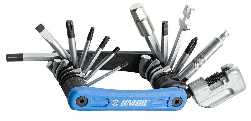 Повеќенаменски алат за велосипеди EURO17