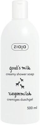Крем-Сапун за туширање Козјо Млеко