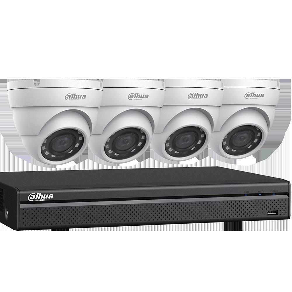 Систем за видео надзор Dahua 4MP