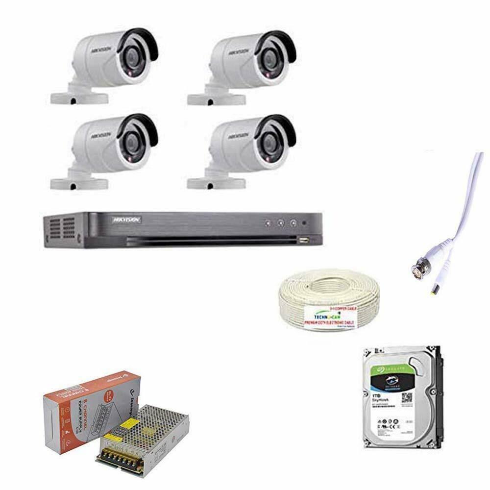 Систем за видео надзор Hikvision 3MP