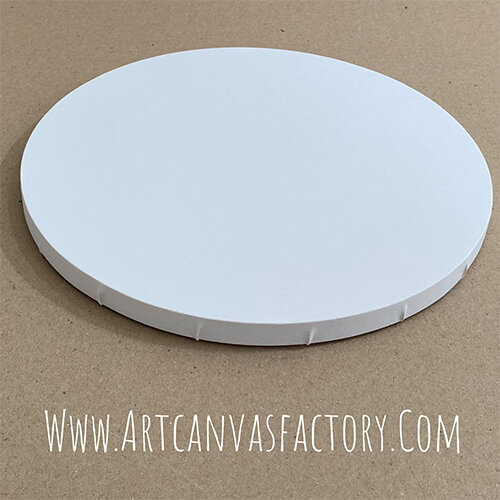 300mm Special Shaped canvas Box Board Canvas