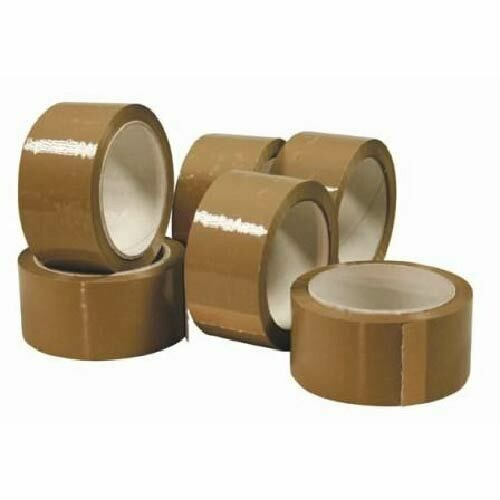 PACKAGING TAPE 50M x 48MM