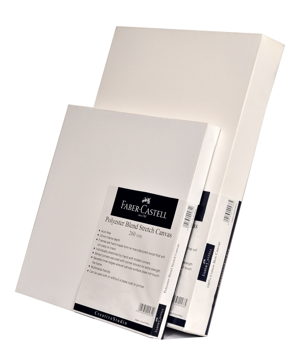 Faber Castell Stretch Canvasses