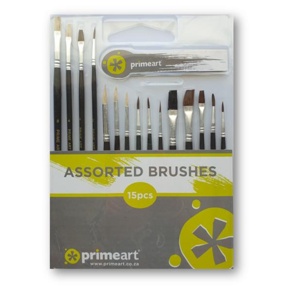 Prime Art Economy Brush Sets