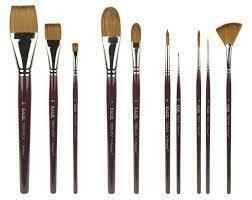 Dynasty Kalel Watercolour Brush - Series 7000