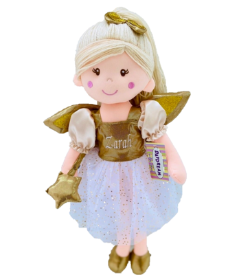 Fairy Rag Doll