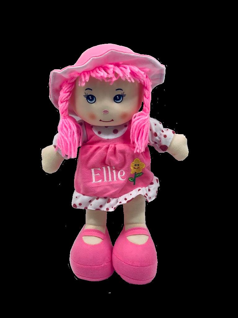 Small Rag dolls