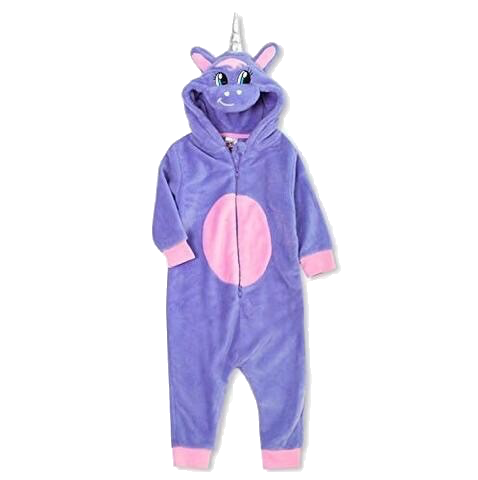 Purple Unicorn Onesie