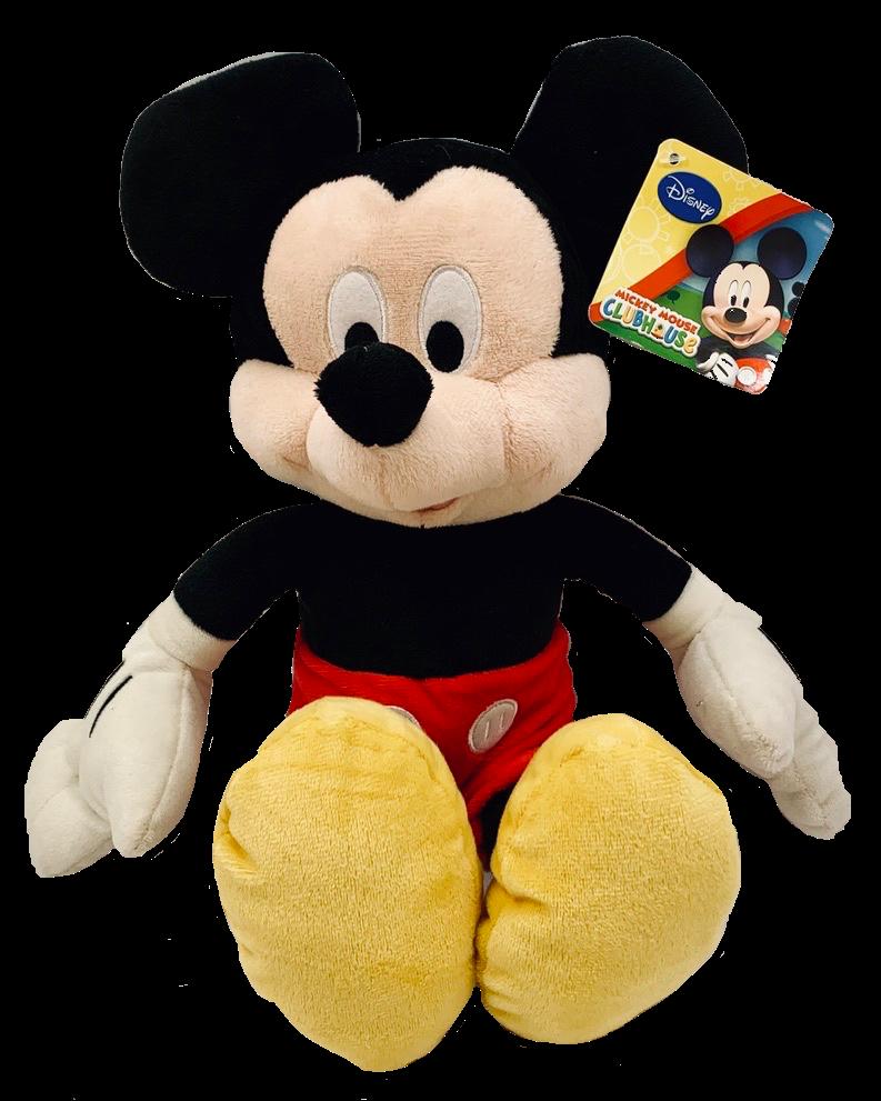 Medium Disney Mickey Mouse teddy