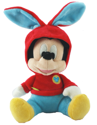 Baby Mickey mouse teddy