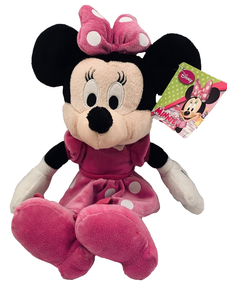Medium Disney Minnie Mouse teddy