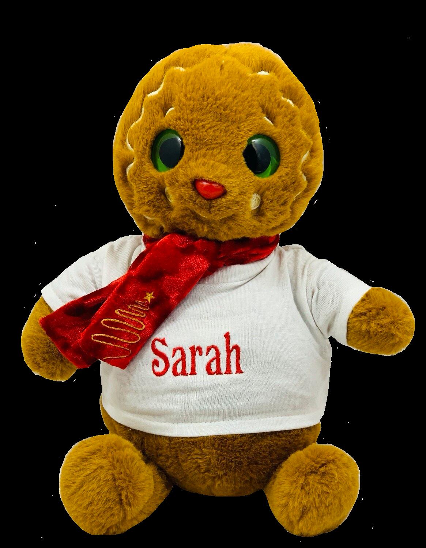 Ginger bread teddy
