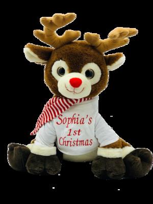 Large Reindeer teddy