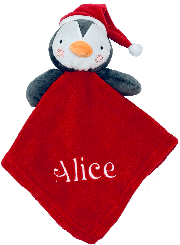 Penguin comforter