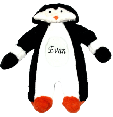 Penguin snow suit