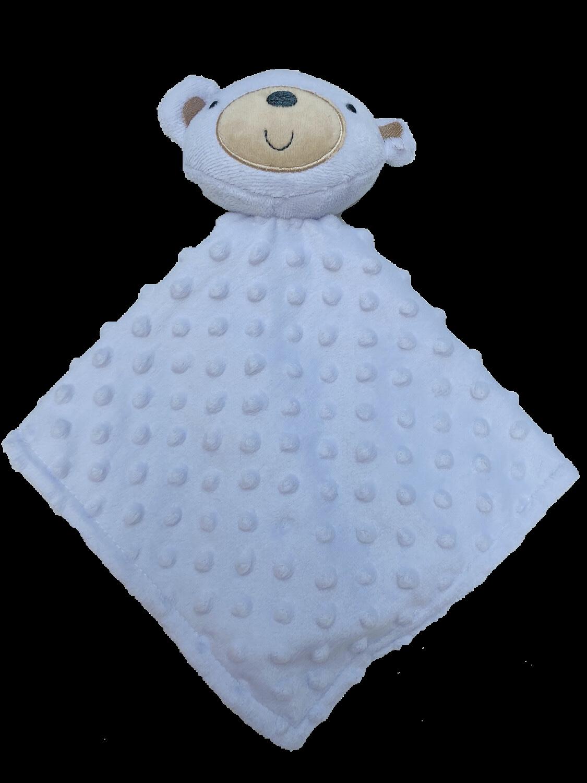 White Dimple Comforter