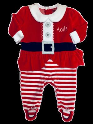 Santa baby grow