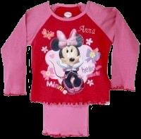 Pink butterfly minnie pyjamas
