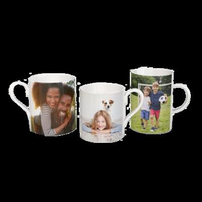 Personalised mug with photo