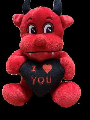 Little Devil I love you teddy