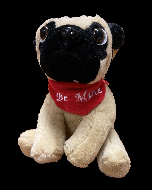 Be mine pug teddy