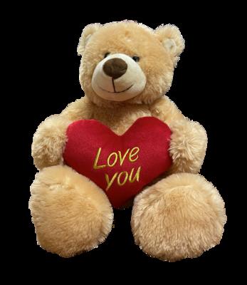 Large love you honey Bear