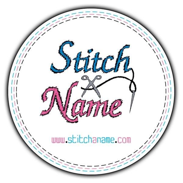Stitch a Name