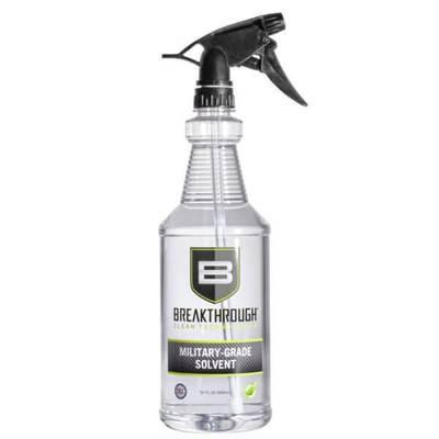 Breakthrough® Military-Grade Solvent 32 fl oz (946ml) Spray Bottle BT-32OZ-TS