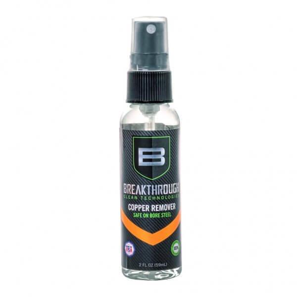 Breakthrough Copper Remover 2oz (59ml) Spray Bottle BTCR-2oz