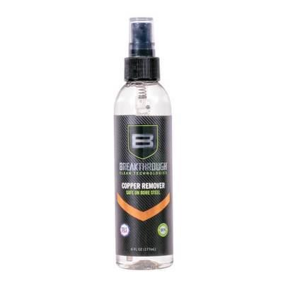 Breakthrough® Clean Technologies Copper Remover  6oz (177ml) BTCR-6oz