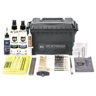 Breakthrough AMMO Can Cleaning Kit with HP PRO Oil BT-ACC-U-HP
