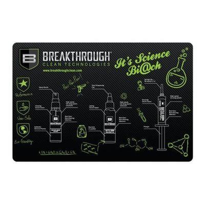 Breakthrough Pistol Gun Cleaning Mat BT-RGM-P