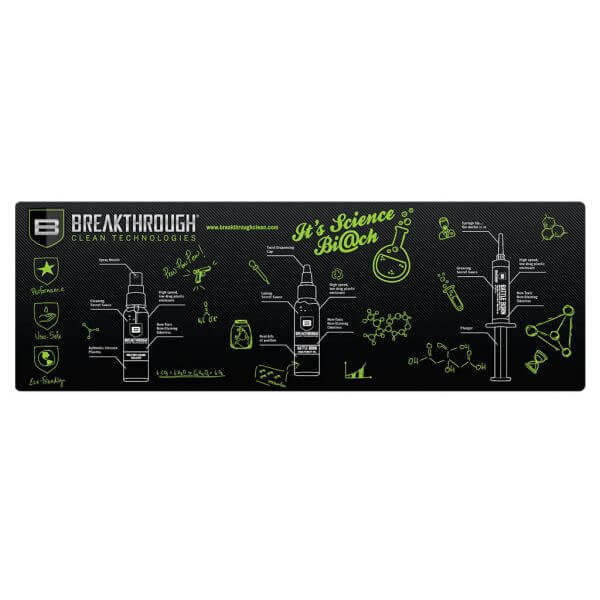 Breakthrough Rifle Gun Cleaning Mat BT-RGM-R