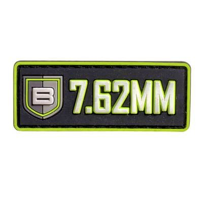 Breakthrough Caliber PVC Patch With Velcro® Backing PATCH - 7.62MM