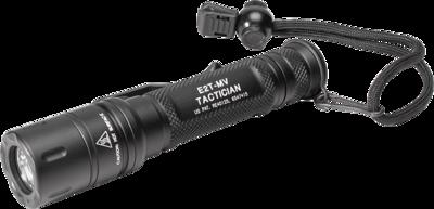 Surefire Tactician Dual-Output MaxVision Beam™ LED Flashlight 800 Lumens E2T-MV