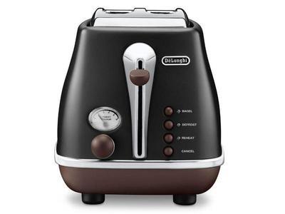 Delonghi Toaster Icona Vintage CTOV2103.BK