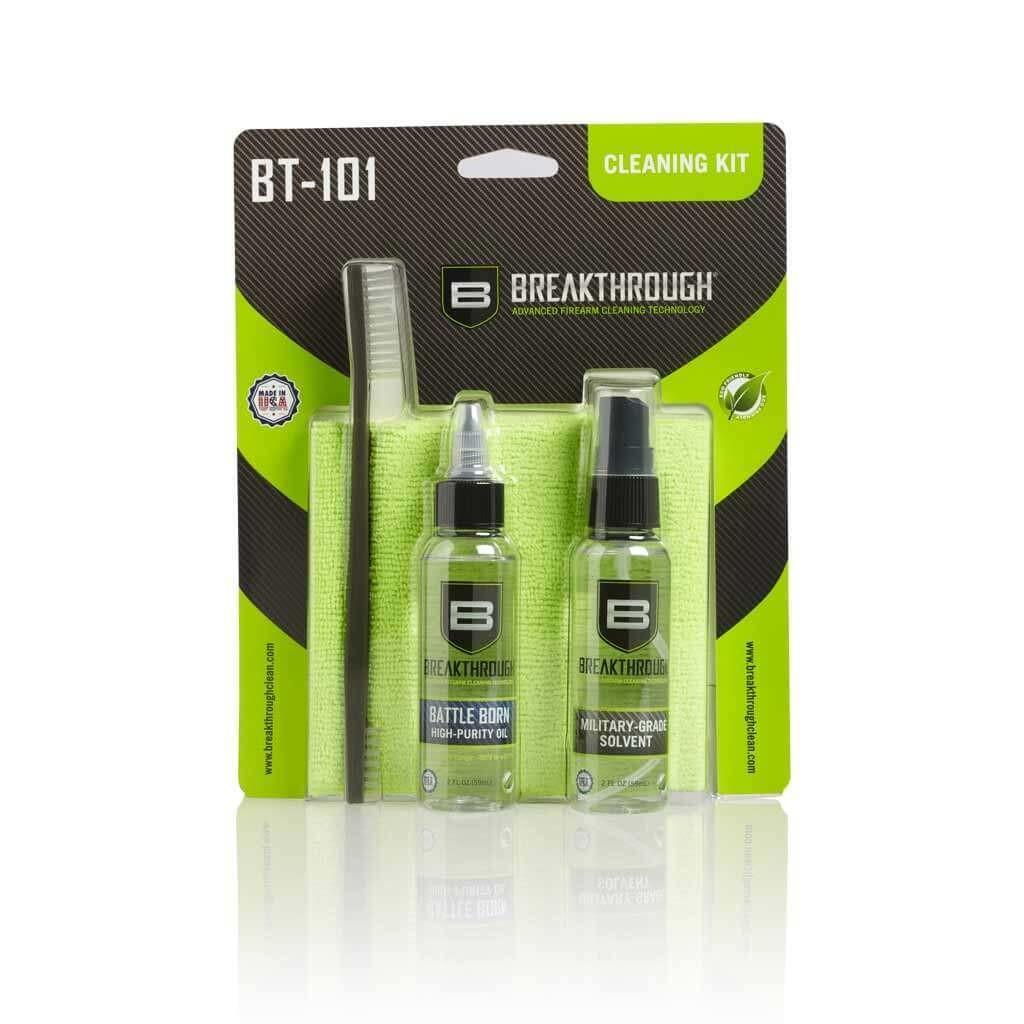 Breakthrough BT-101 Basic Cleaning Kit BT-101