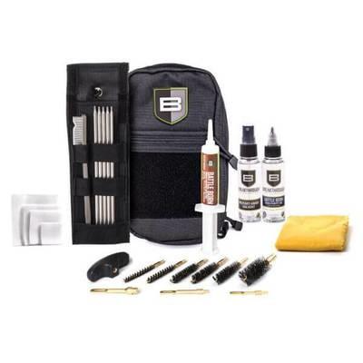 Breakthrough LOC-U Rod Cleaning Kit w/ Steel Rods Black BT-LOC-U-BLK