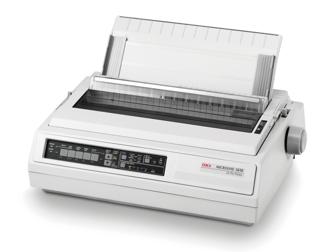 OKI 9 Pin Dot Matrix Printer ML3410