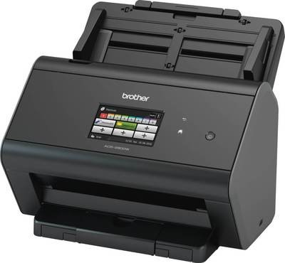 Brother ADS-2800W Wired & Wireless Network Document Scanner