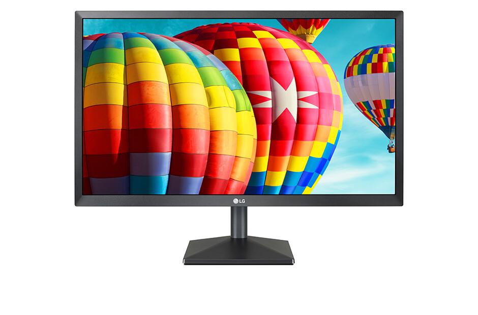 "LG 22"" Class Full HD IPS LED Monitor (21.5"" Diagonal)  22MK430H-B"