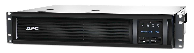 APC Smart-UPS 750VA LCD RM 2U 230V with SmartConnect SMT750RMI2UC