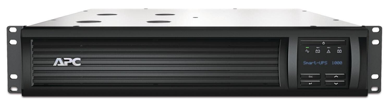 APC Smart-UPS 1000VA LCD RM 2U 230V with SmartConnect SMT1000RMI2UC