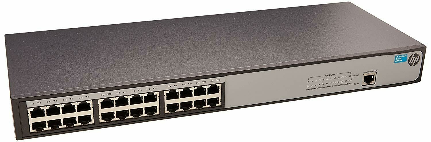 HPE OfficeConnect 1620 24G Switch JG913A