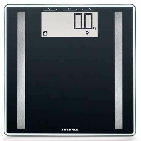Soehnle Shape Sense Control 100 Digital Bathroom Scale 63857