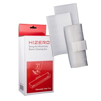 HIZERO Disposable Trash Tray (12 Pcs)